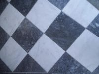 Cathedral White Tumbled Marble 406 x 406