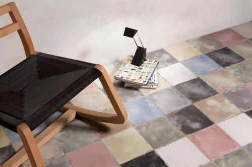 Antibes Colour Mix Floor Tile The Tile Company