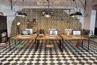 FS Ascot Black/White Floor Tile