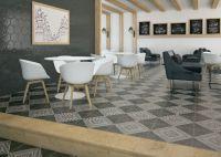 FS Eton Black Floor Tile