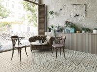 FS Heritage Stellar Black Floor Tile 450 x 450