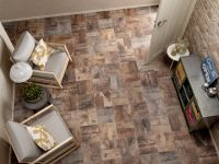 FS Vintage Wood Floor Tile