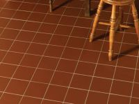 Dorset Red Flats 150mm x 150mm Quarry Tile