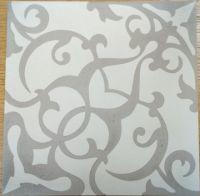 Encaustic Tile - VA Lace Handmade Encaustic Tile 20cm x 20cm