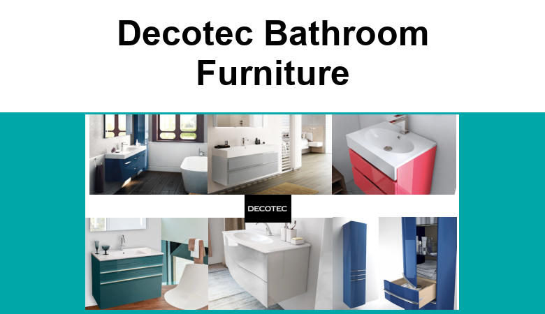 Decotec Bathroom Furniture
