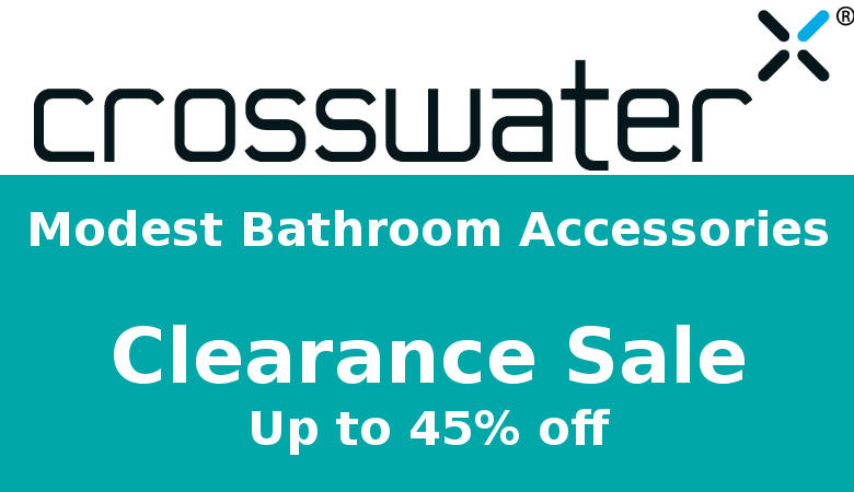 Crosswater Modest Clearance Sale