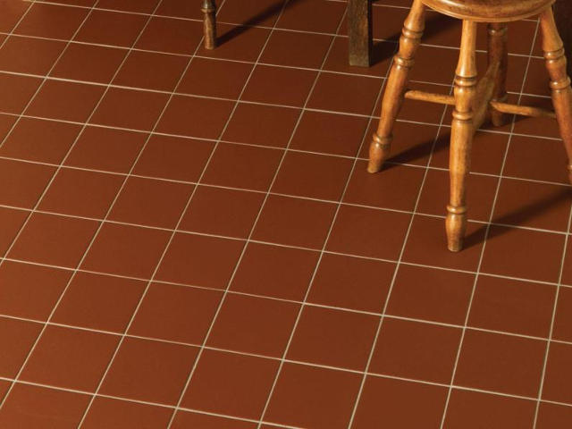Dorset Red Flats 150 X 150 Quarry Tile The Tile Company